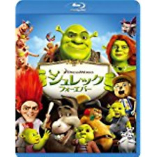 SHREK-SHREK FOREVER AFTER-JAPAN BLU-RAY D95