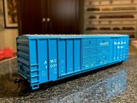 roundhouse ho scale 50 ft. DD Boxcar Amador Central Railroad (CA) Rare and Nice!