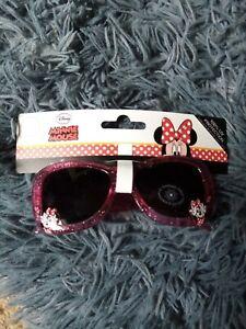 Girls Disney Minnie Mouse Sunglasses BNWT