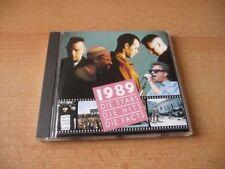 CD Die Stars Die Hits Die Facts 1989: Tears for Fears Roxette Tony Carey Tone Lo