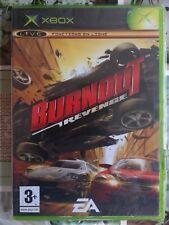 Burnout Revenge pour Xbox sous blister