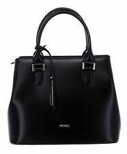 PICARD Berlin Handbag S Handtasche Umhängetasche Tasche Black Schwarz Neu
