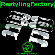 05-10 Ford Explorer Sport Trac Triple Chrome 4 Door Handle W/O PSG KH Cover
