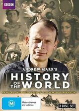 Andrew Marr's History of the World NEW R4 DVD