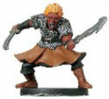 D&D Miniatures Fire genasi Dervish 15/72 R giganti della legenda