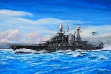 Trumpeter 05769 1/700 USS Battleship BB-46 Maryland 1941
