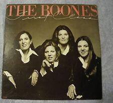 The Boones First Class 1978 LP Vinyl