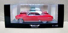 NEO Resin Model 1/43 Mercury Monterey Sun Valley