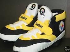 NFL Pittsburgh Steelers Slippers, NEW (Size Medium)
