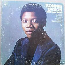 RONNIE  DYSON                            One Man Band
