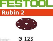 Festool Schleifscheiben STF D125-90 P220 Ru2-50 499100