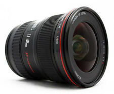 Canon EF 17-40mm F/4.0 L USM Lens - Black