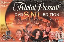 Trivial Pursuit DVD Saturday Night Live SNL Edition - Mint in Sealed Box