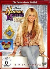 Hannah Montana Forever - die komplette 4. Staffel (DVD) (2011) Season 4  NEU&OVP