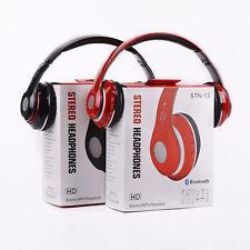 AURICULARES INALAMBRICO ESTEREO BLUETOOTH 4.2 CON MICROFONO MUSICA TF FM MOVIL