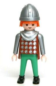 Playmobil Figure Castle Knight w/ Helmet 3123 3888 5783