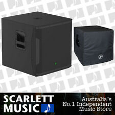 "Mackie SRM-1850 1600w Active 18"" Subwoofer SMR1850 w/3 Years Warranty + Cover"