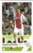 Plus 2011-2012 Panini Like sticker 20 Gregory van der Wiel Ajax Amsterdam