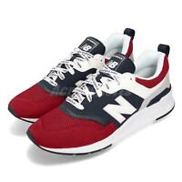 New Balance CM997HEA D Red Navy White Men Running Casual Shoes Sneaker CM997HEAD