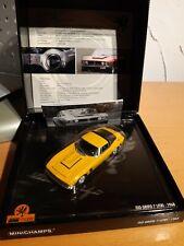 Minichamps 1:43: ISO Grifo 7 Litri 1968 Yellow in Klappbox B (083)