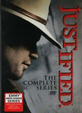 Justified: The Complete Series (DVD, 2015, 18-Disc Set)