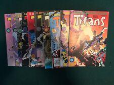 LOT TITANS - T110 à T119