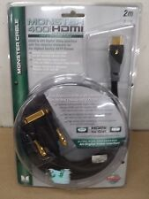 Monster HDMI400 2M - 2 Meter DVI to HDMI Cable