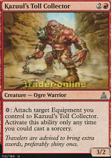 2x Kazuul 's Toll Collector (kazuuls pedaggi PARAOLIO) Oath of the Gatewatch Magic