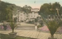 Albertype Avalon Hotel St Catherine San Diego California 1920s hand colored 9372