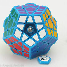 Dayan Megaminx Magic Cube Dodecahedron Twist Puzzle Intelligence Toy Carven Blue