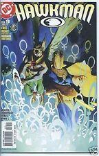 Hawkman 2002 series # 9 near mint comic book