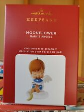 Nib 2020 Hallmark Keepsake Ornament Moonflower Mary's Angels Series
