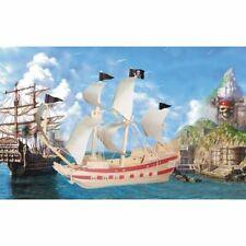 Holzbausatz Piratenschiff  - 3D Puzzle