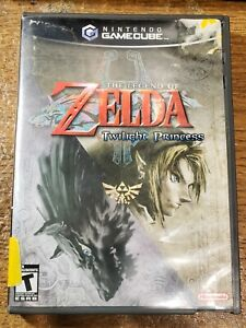 Legend of Zelda: Twilight Princess (GameCube, 2006) tested