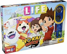 The Game of Life Yo-kai Watch Edition - New