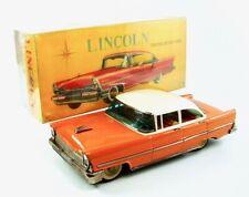 "1957 Lincoln Premier 13"" (43 cm) Japanese Tin Car by Ichiko NR"