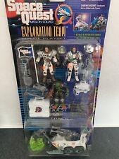 Space Quest Mission Squad Exploration Team Alien Astronaut Action Figures- New