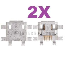 2X HTC Desire G7 A8181 Google Nexus One USB Charger Charging Port Dock Connector