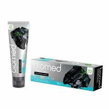 Splat Biomed Charcoal Toothpaste 100g - Triple Charcoal Cleaning - (PACK OF 3)