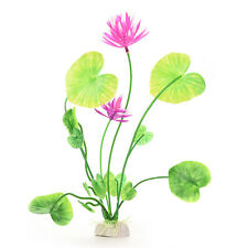 Artificial Water Green Plant Grass for Fish Tank Aquarium Plastic  Ornament MW