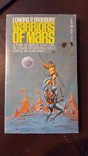 "Edward Bradbury, ""Warriors of Mars,"" 1966, Lancer 72-118, VG+, 1st"