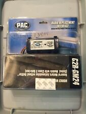 PAC Radio Replacement Interface C2R-GM24
