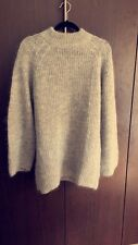 COS Mohair Grey Jumper Dress. Worn Once. Size M. RRP £80
