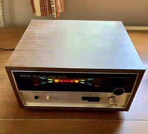 Vintage Sansui RA-500 Reverberation Amplifier Retro Spring Reverb Unit 1970's