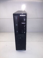 Lenovo Thinkcentre EDGE 72 Desktop Intel® 2900, 500 GB, HD Graphics 2500 W8.1PRO