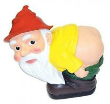 Mooning Garden Gnome, Lawn Yard Ornaments Sculpture, New, Free Shipping