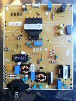 POWER SUPPLY BOARD PSU EAX67189301 (1.5) FOR LG 49LJ594V EAY64491401 FREE P&P