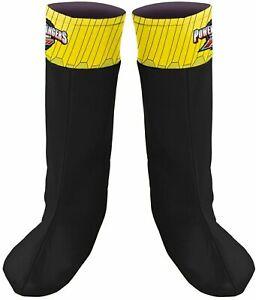 Black Ranger Boot Covers Child Standard