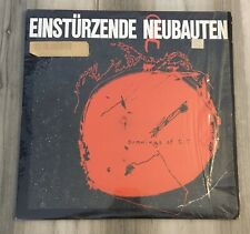 Einsturzende Neubauten ‎- Drawings Of O.T. - 2 Record Set
