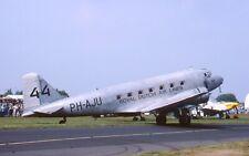 Original 35mm Aircraft slide Douglas DC-2 #48